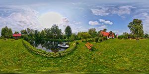 Агроусадьба «Олизаров став» Виртуальный тур.