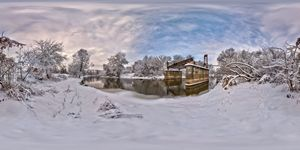 Бригидский мост Брестской крепости