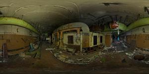 Подземный бункер в Беловежской пуще. Системы очистки и кондиционирования воздуха.