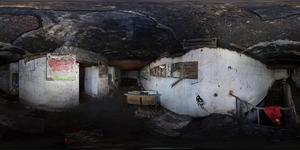 Форт литеры «А» - жилище летучих мышей