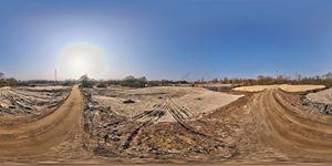 Строительство западного обхода Бреста