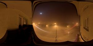 Небывалый туман в Бресте